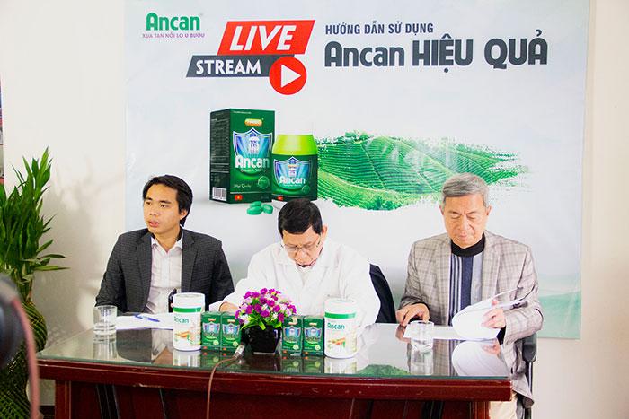 Hỏi/Đáp về sản phẩm Ancan