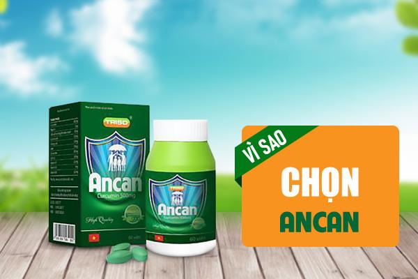 Vì sao bạn nên chọn Ancan?