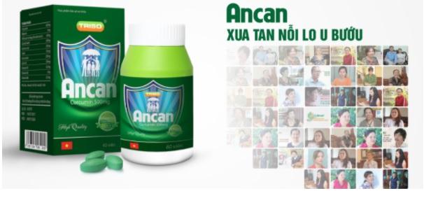 """9 năm Ancan """"định vị' trong cộng đồng người bệnh u bướu"""