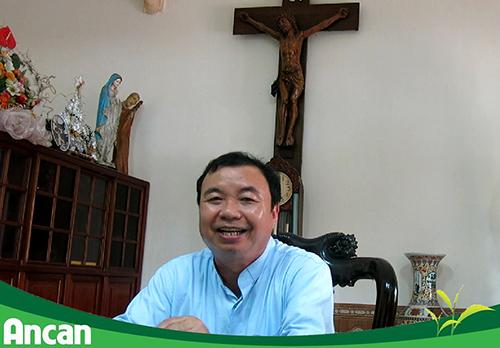 Ung thư tuyến giáp không còn là nỗi lo sợ của cha xứ Nguyễn Văn Đoàn