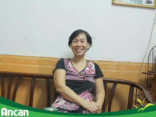 Hành trình chiến đấu với U vòm họng của chị Phan Thị Thu Huyền