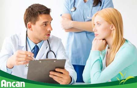 Các triệu chứng thường gặp của bệnh u nang